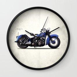 The 1948 Model EL Wall Clock