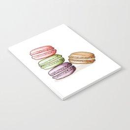 Desserts: Macarons Notebook