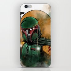 Fett iPhone & iPod Skin