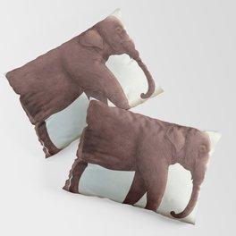 One Amazing Elephant - Back Cover Art Pillow Sham