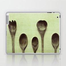 Spoons Laptop & iPad Skin