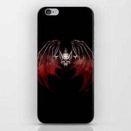 Thee Vampire Guild Bat Icon iPhone Skin