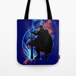 Super Smash Bros. Ike Silhouette Tote Bag