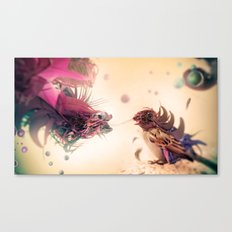 The Pathogen Canvas Print