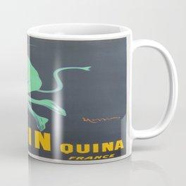Vintage poster - Maurin Quina Coffee Mug