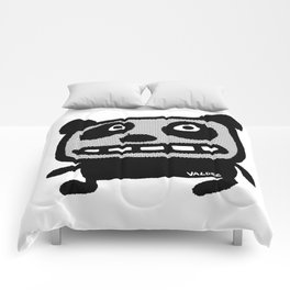 Graphic Panda! Comforters