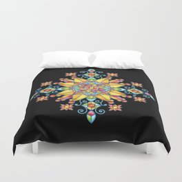 Alhambra Stained Glass Duvet Cover