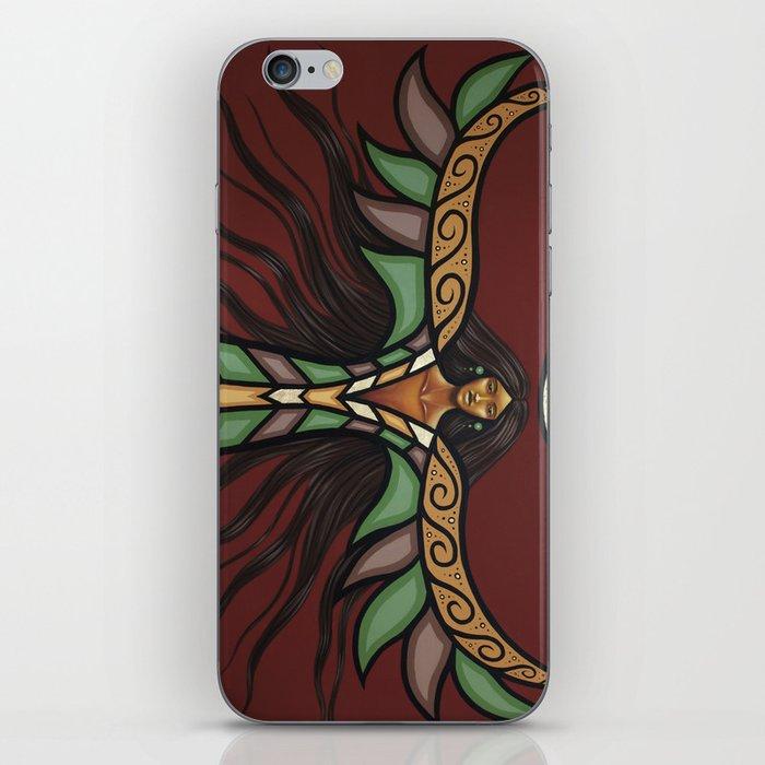 Thunderbird Woman iPhone Skin