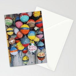 Key West Seaside Colours Stationery Cards