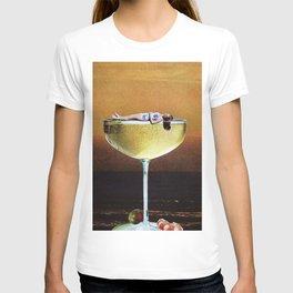 Champagne Sunset T-shirt