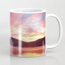 Sunrise: Fire Above and Fire Below Coffee Mug