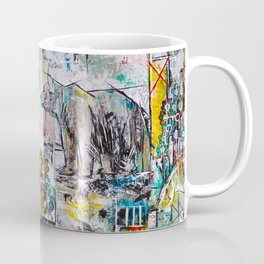 Bear in Area Coffee Mug
