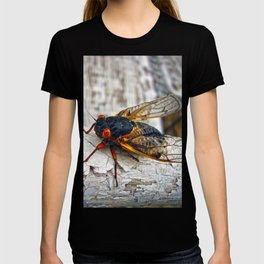 Red Eyed Cicada T-shirt