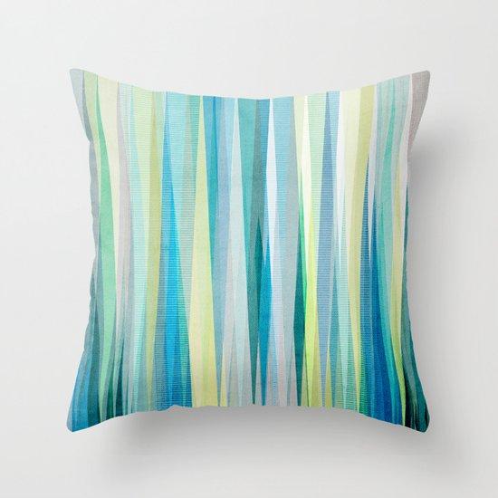 Nordic Combination 6 Throw Pillow