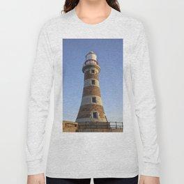 Roker lighthouse 4 Long Sleeve T-shirt