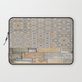The Alamo Wall Collage 6396 Laptop Sleeve