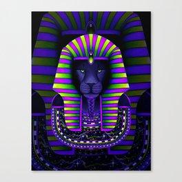 KING Vibez Canvas Print