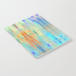 Aqua Crush Notebook