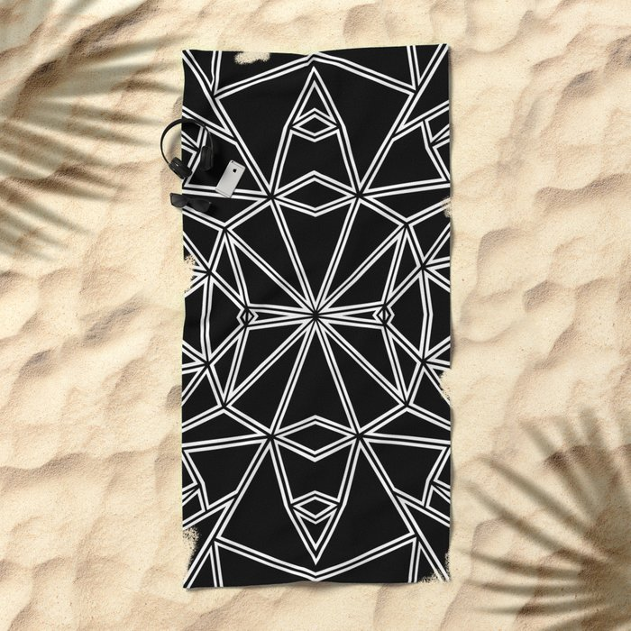 Ab Star Beach Towel