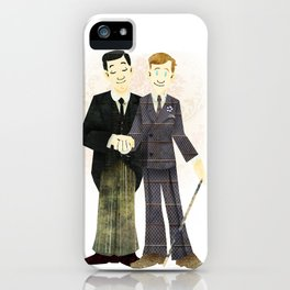 Indeed Sir iPhone Case