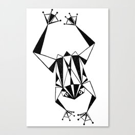 Another Frog Canvas Print