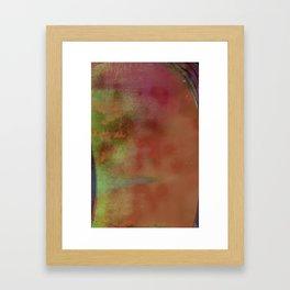 Mango Marmalade Framed Art Print