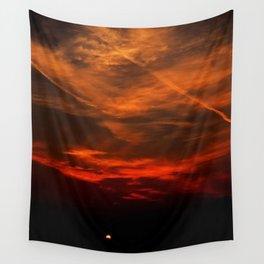 The Hidden Sun Wall Tapestry