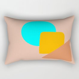 figuras geometricas Rectangular Pillow