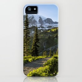 A Hike to Remember iPhone Case