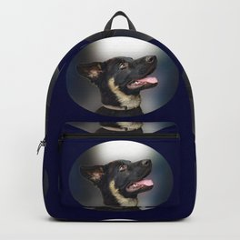Baby dog Backpack