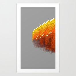 Tetra Pt. 3 Art Print