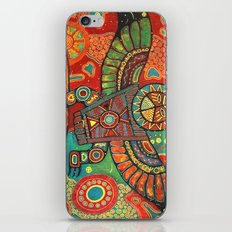 Shaman Dance: Day and Night iPhone Skin