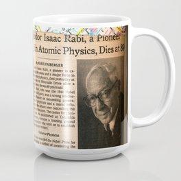 atomic Rabi Coffee Mug