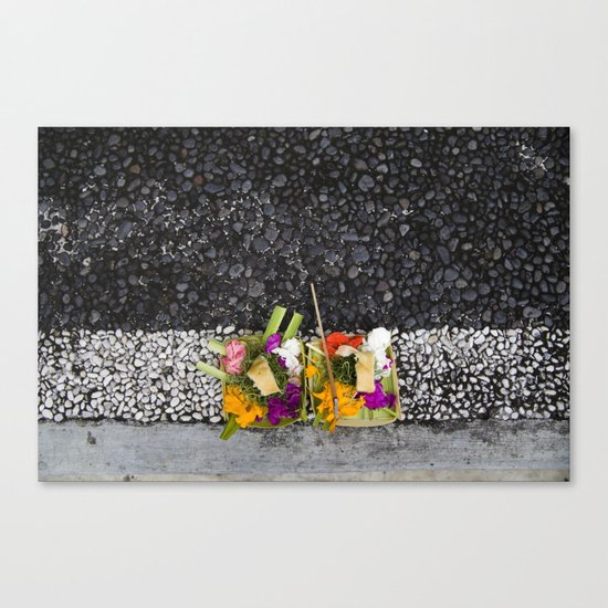 Offerings Canvas Print