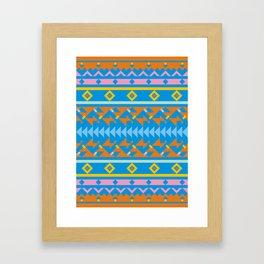 CHERGA Framed Art Print
