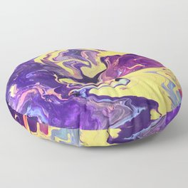 Pooling Paint 3 Floor Pillow