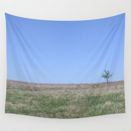 Peaceful Meadow Wall Tapestry