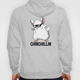 Dabbing Chinchillin T Shirt Chinchilla Cute Pet Hoody