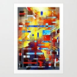 Chihuly Art Print
