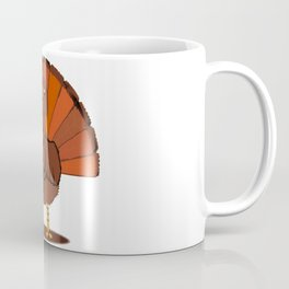 Stern Christmas Turkey Coffee Mug