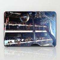 deadmau5 iPad Cases featuring Deadmau5 - Terminal 5 NYC by detopics