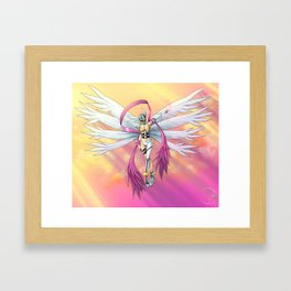 .:Guardian of Light:. Framed Art Print