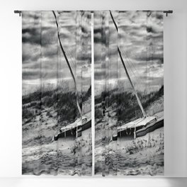 Dune Sailing Blackout Curtain