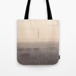 Dawning Utopia Tote Bag