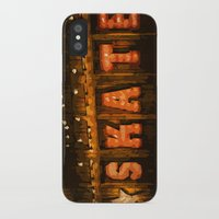 skate iPhone & iPod Cases featuring Skate by Errne