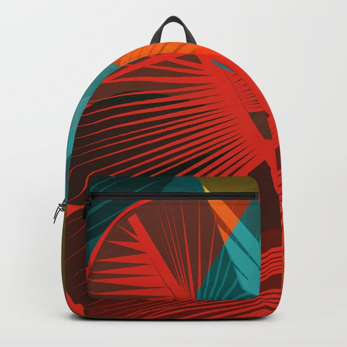 Autumn is for feathers Backpack
