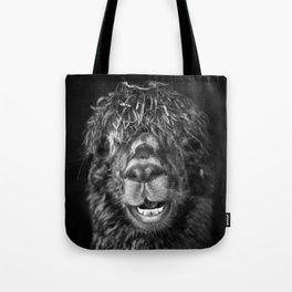 Alpaca. Happy Dayz Tote Bag