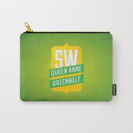 SW Queen Anne Greenbelt Carry-All Pouch