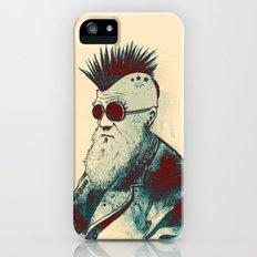 Evolution of Charles iPhone (5, 5s) Slim Case