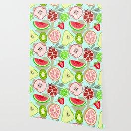 cut fruit Wallpaper